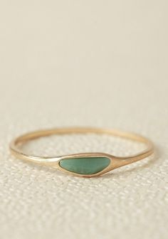 A milky jade green stone ornaments this gold-toned bangle for a simple, luxurious look. Silver Jewellery Online, Gold Rings Jewelry, Swarovski Jewelry, Gold Jewelry Simple, Silver Bracelets, Bangles, Diamond Jewelry, Bangle Bracelets, Jewelery