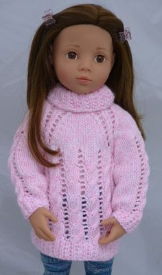 Model wearing 'Shontae' pattern