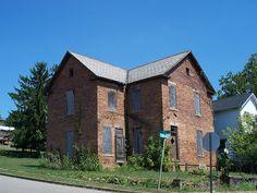 Shawnee, Ohio - Abandoned House
