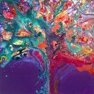 Tree Charms by Caroline Ashwood