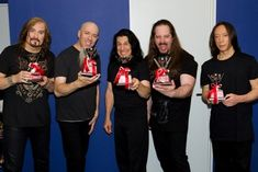 Dream Theater is Big in Japan.