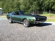 Domestic Auto Transport Here is how we Rock. #LGMSports haul it with http://LGMSports.com 1970+AMC+AMX