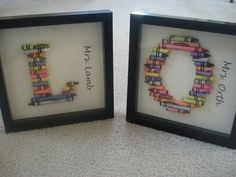 Teacher gifts - love this! Don't be surprised if you are teacher friend of mine and end up with one!!!!!