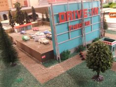 Model Railroad Drive-In Theatre Kit in HO Scale.  @ http://www.hobbylinc.com/cgi-bin/pic.cgi?t=pics_user_galleries&item_i=42630&pic_user_i=83562&pic_pic_i=3553