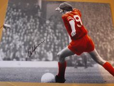 Stevie Heighway on the wing!