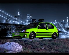 ford fiesta mk4 slammed cars ford cars e fiestas. Black Bedroom Furniture Sets. Home Design Ideas