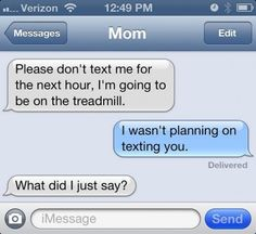 29 Funny Text Messages from Mom & Dad - Put down the phone parents! 29 Funny Text Messages from Mom and Dad The post 29 Funny Text Messages from Mom & Dad appeared first on Gag Dad. Funny Mom Texts, Dad Texts, Funny Texts From Parents, Funny Texts Crush, Funny Text Fails, Funny Text Messages, Humor Texts, Text Memes, Text Pranks