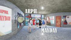 VR MUSIC   APRIL - MAYDAY