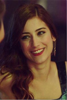"Hazal Kaya - ""A.Ş.K"" TV Series 2013/2014"
