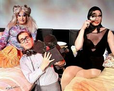 Photo by Jaime Casertano Jinkx Monsoon, Major Scale, Rupaul Drag, Consciousness, Friends, Dresses, Fashion, Amigos, Vestidos