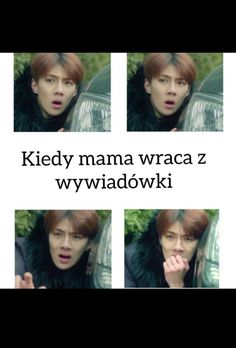 K Meme, Exo Memes, Polish Memes, Funny Mems, Kpop, My Hero Academia Manga, Reaction Pictures, Visual Kei, The Dreamers