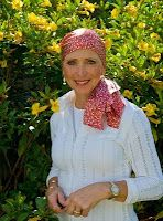 Those Headcoverings: How to Tie a Head Scarf