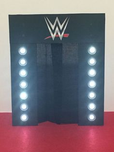 Photo back drop Wrestling Birthday Parties, Diva Birthday Parties, Wrestling Party, Wwe Birthday, 1st Birthday Party Invitations, Sports Birthday, Birthday Party Games, Birthday Ideas, 15th Birthday