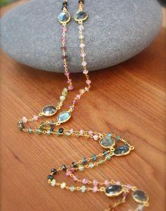 14K Gold filled Grey Opal /& Labradorite Bracelet,Christmas gift,Gifts for her,Bracelet,Jewellery,Accessories,Gift ideas,Women\u2019s Jewellery,