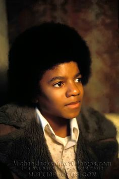 MICHAEL JACKSON.  Prefer to remember Michael looking like this than in later years