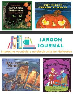 Halloween books for
