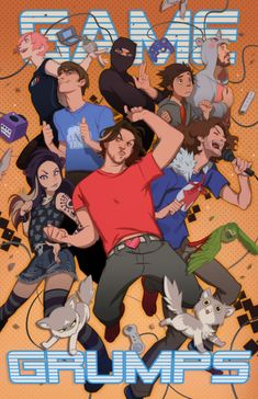 This fanart is the best fanart. All other fanart can go home. I especially love Hollys N7 shirt! :D