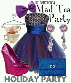 Mad Hatter / Tea Party