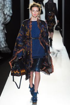 Mulberry, Look #19