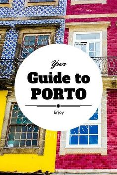 to do in Porto Discover Porto with local guides that take you on unusual walks around this beautiful city.Discover Porto with local guides that take you on unusual walks around this beautiful city. Porto Portugal, Spain And Portugal, Portugal Travel, Portugal Trip, Portugal Vacation, Algarve, European Destination, European Travel, Europe Travel Tips