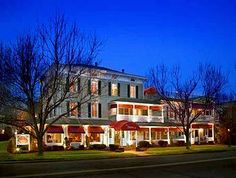 The Chateau Inn and Suites, Spring Lake NJ (Beautiful B about a mile walk from the coast, could have lived here)