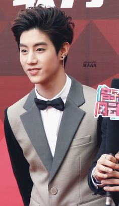 Mark  -  150413 15th Top Chinese Music Festival