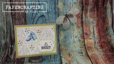 Rockiger Geburtstag – Papercrafting by Vicky