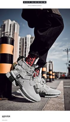 Casual Sneakers, Air Max Sneakers, Buy Shoes, Men's Shoes, Sneaker Boots, Sports Shoes, Jogging, Ideias Fashion, Men Casual