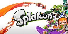 Splatoon - Wii-U.  Projetez de l'encre, sautez, nagez et transformez-vous en calamar dans ce jeu de tir plein d'action !  Emparez-vous du territoire en le recouvrant d'encre. L'équipe qui détient la majorité du territoire l'emporte !  Jouez en ligne et participez à des combats tactiques à 4 contre 4 !