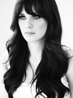 Classy, funny, beautiful - Zooey Deschanel
