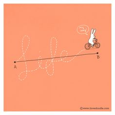 My Way by ILoveDoodle, via Flickr