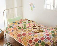 crochet blanket crochet-addict