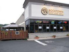 bocktown robinson | bocktown beer and grill www bocktown com