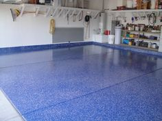 Garage Cement Floor Paint