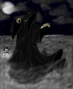 Grim reaper | Runescape Grim Reaper by xFlamelicious