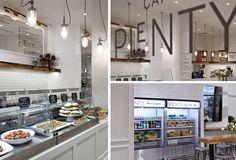 Café Plenty interior