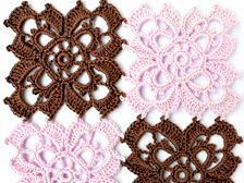MyPicot | Free crochet patterns~ ༺✿Teresa Restegui http://www.pinterest.com/teretegui/✿༻
