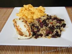 Gallo Pinto Costaricien