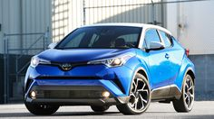 TOYOTA presents Toyota C-HR (US-Spec) Gallery of 107 High Resolution Images and Press Release information. Toyota C Hr, Cheap Cars, All Cars, Fuel Economy, Car Lights, Alloy Wheel, Car Ins, Motor Car, Subaru