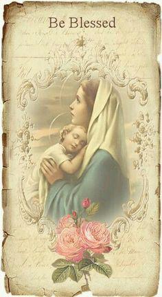 Maria madre de todos.