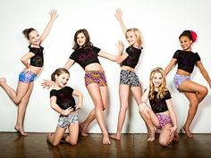 "Find out which dancer from ""Dance Moms"" you're most like!"
