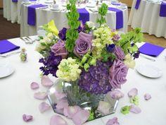 Table Centerpieces  Wedding Flowers Photos on WeddingWire
