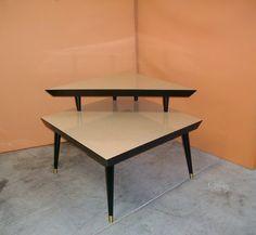 Jpgjpg MidCentury Modern Atomic Age Pinterest - Mid century modern corner table