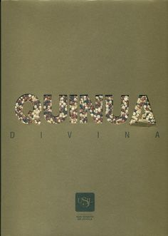 Código: 641.5985 / A455. Título: Quinua divina. Autor: Blanco de Alvarado-Ortiz, Teresa. Catálogo: http://biblioteca.ccincagarcilaso.gob.pe/biblioteca/catalogo/ver.php?id=8139&idx=2-0000014754