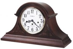 Howard Miller Chiming Key Wound Mantel Clock - CHM1664 | theclockfather