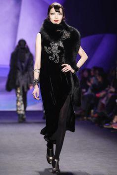 @worldofannasui Ready-to-Wear Fall Winter 2014 #NYFW