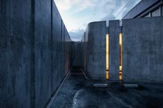 Slit House - render by PM Visual, architecture by Eastern Design Office