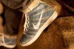 Nike Flyknit HTM Chukka