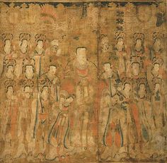 Brahma (Beomcheon), Joseon dynasty (1392–1910) Unidentified artist (late 16th century) Korea