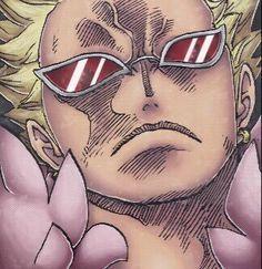 Donquixote Doflaming ♥️ #Manga #One_Piece